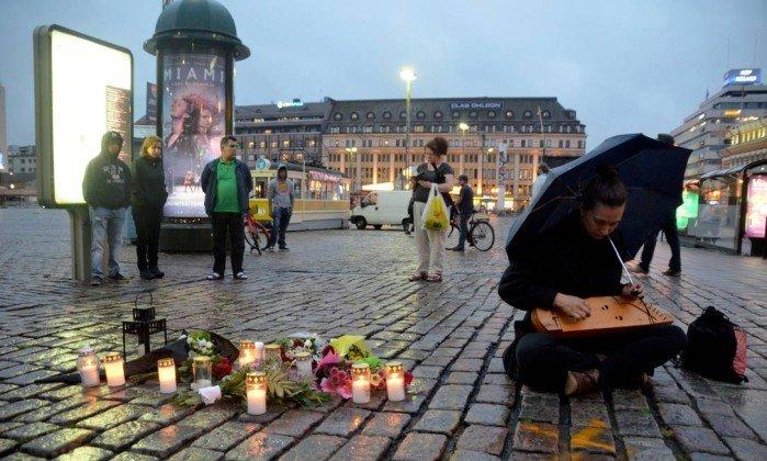 Governo brasileiro e ONU repudiam atentado na Finlândia https://t.co/FPXWbhqPxj 📷Staff/Reuters/Direitos Reservados