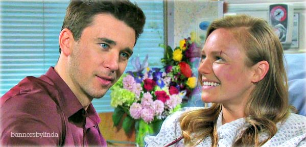Our #Chabby being all giddy and sweet on each other is the best thing ever.  #Days <br>http://pic.twitter.com/8lJVCnEteV
