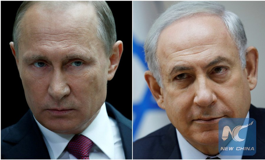 #Netanyahu to meet #Putin over Syrian issue amid Iran's increasing presence in Syria https://t.co/nF5BGi1yd2