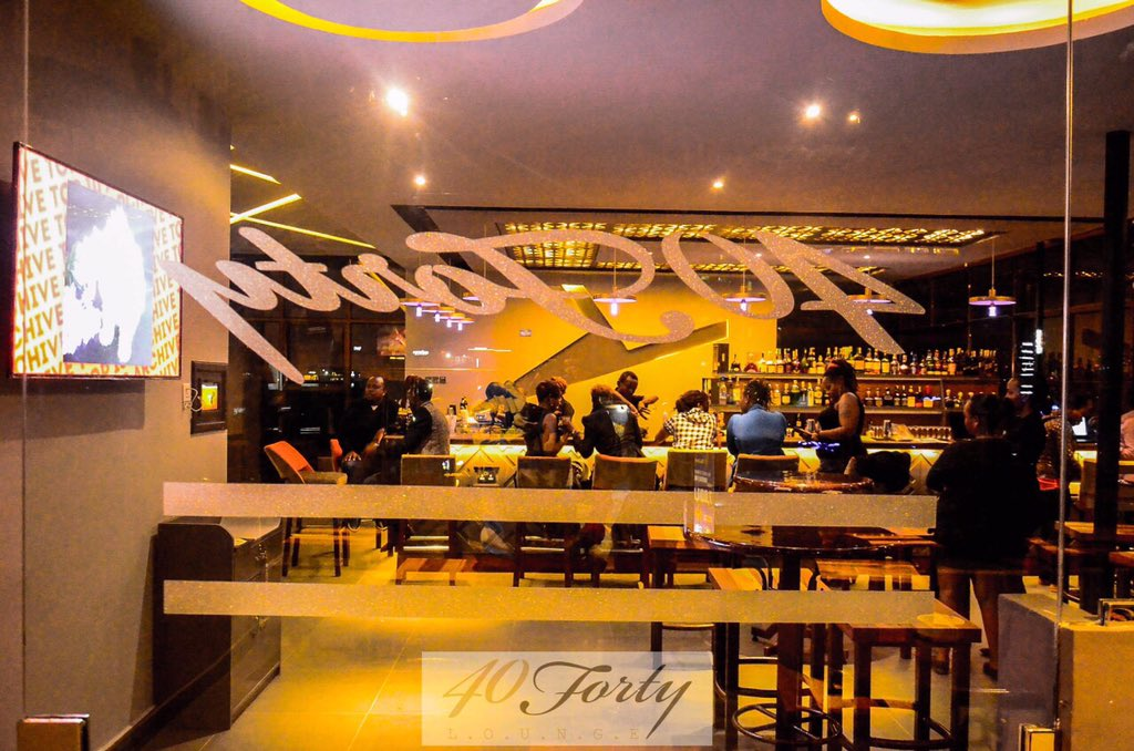 40 Forty Lounge - 10 Best Nairobi Bars