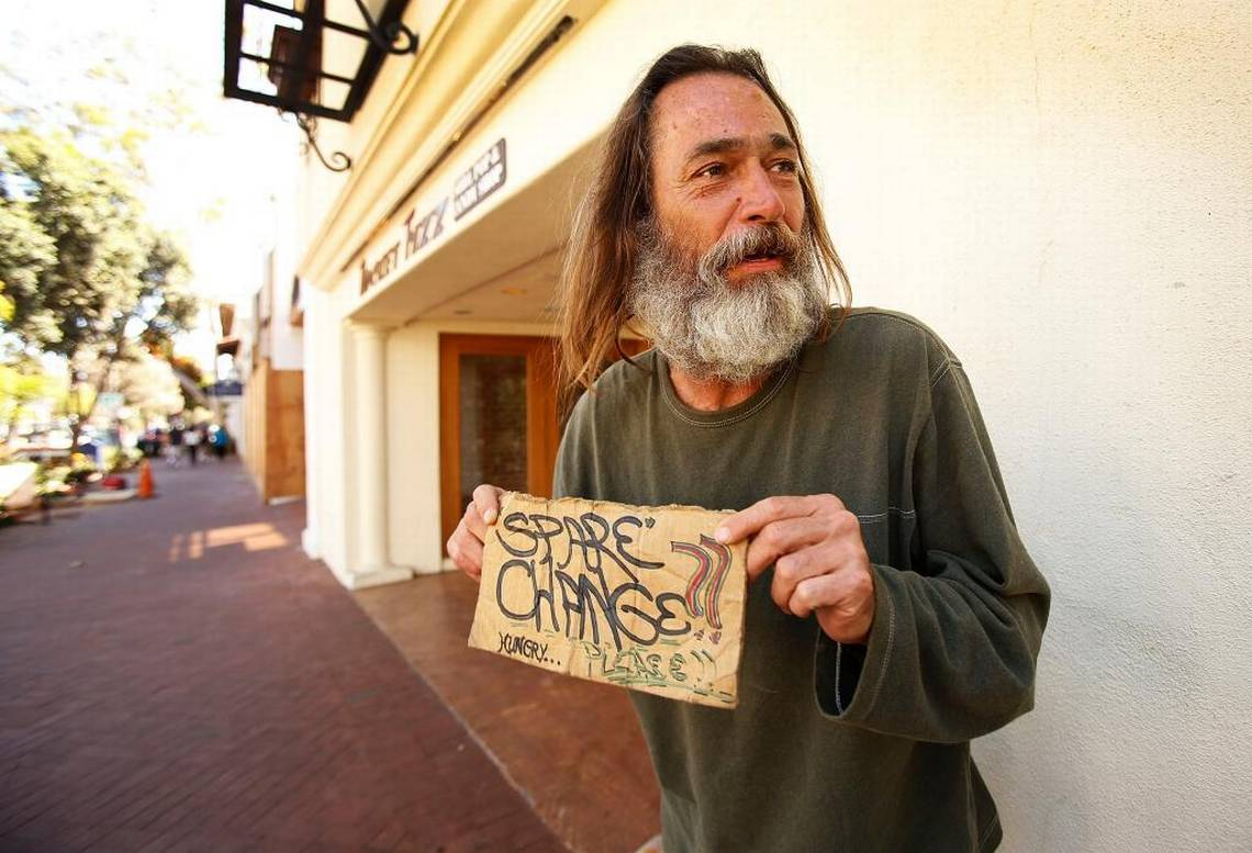 Miami's downtown panhandling ban is unconstitutional, court says https://t.co/jRrh0OYkBa