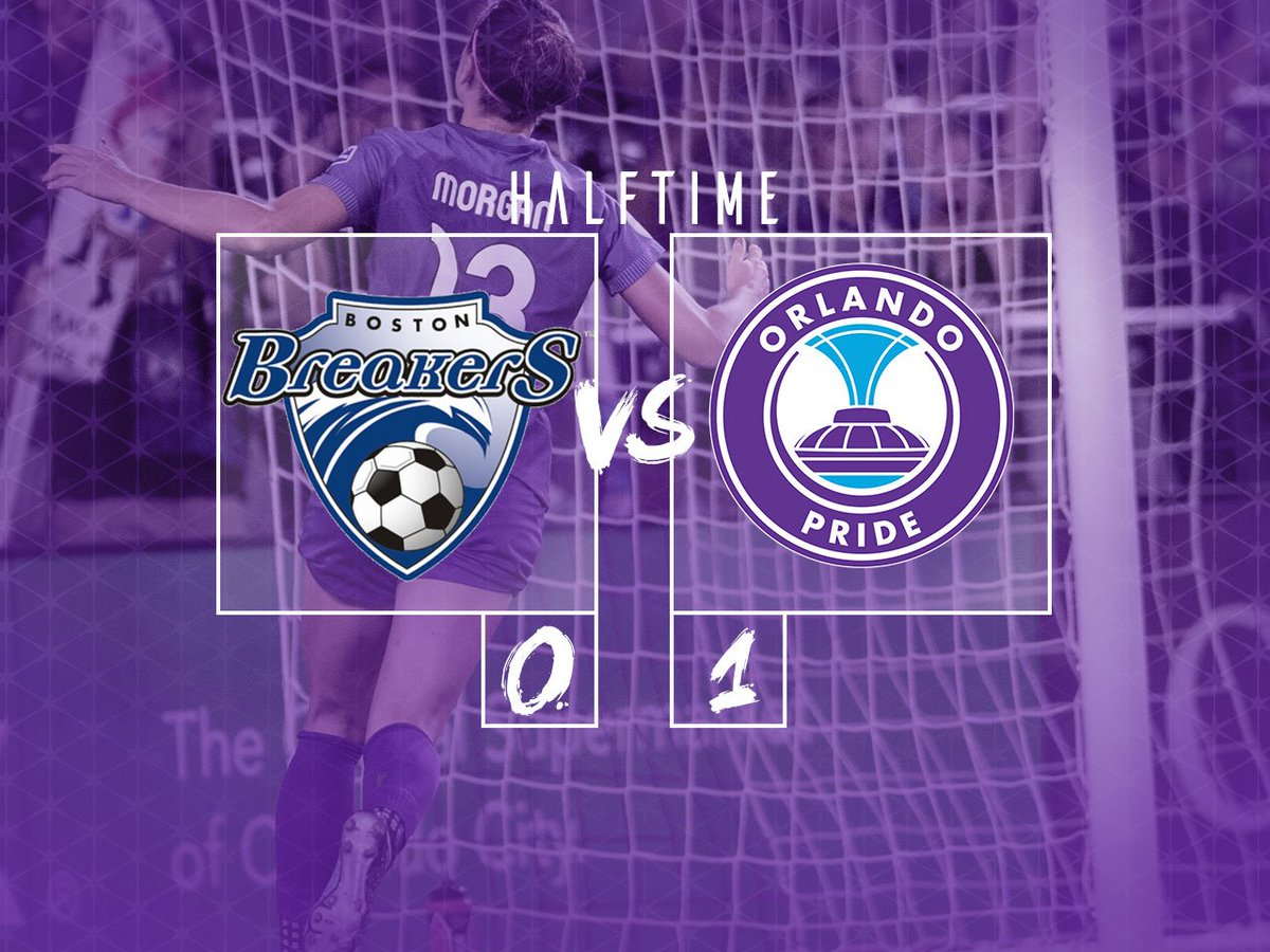 A great half from Boston.   #BOSvORL htt...