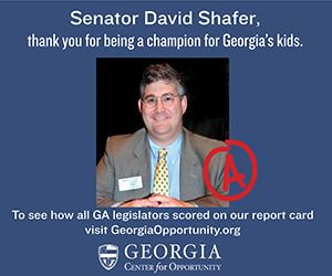 Thank you @DavidShafer for your role in empowering Georgia's parents and giving kids hope for the future.