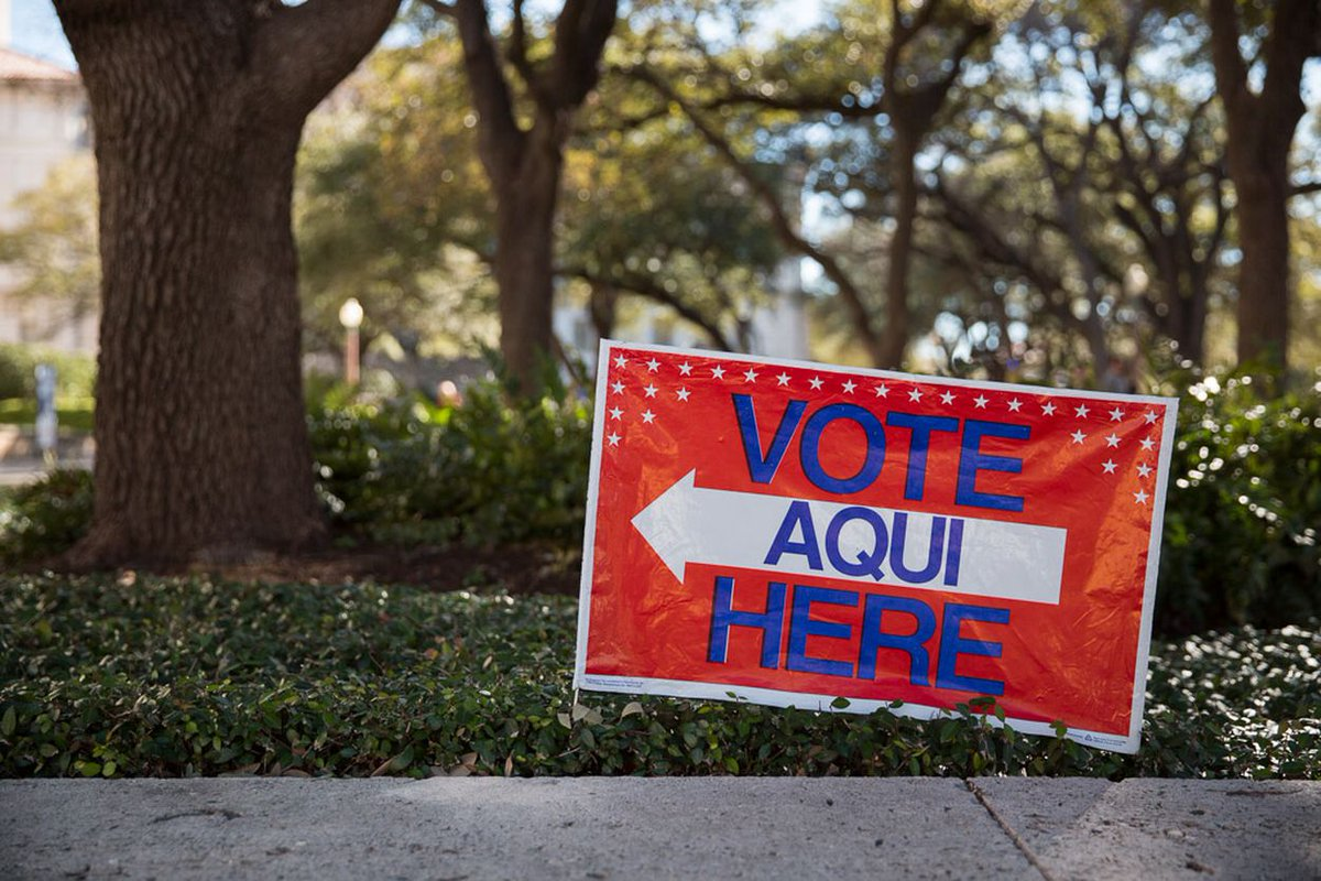 For the second time *this week* a court found that Texas changes to voting laws were discriminatory. https://t.co/kalnRRcrrI #votingrights