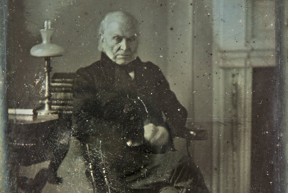 You Can Buy the Oldest Surviving Photo of a U.S. President — https://t.co/sKyo3sX4FB