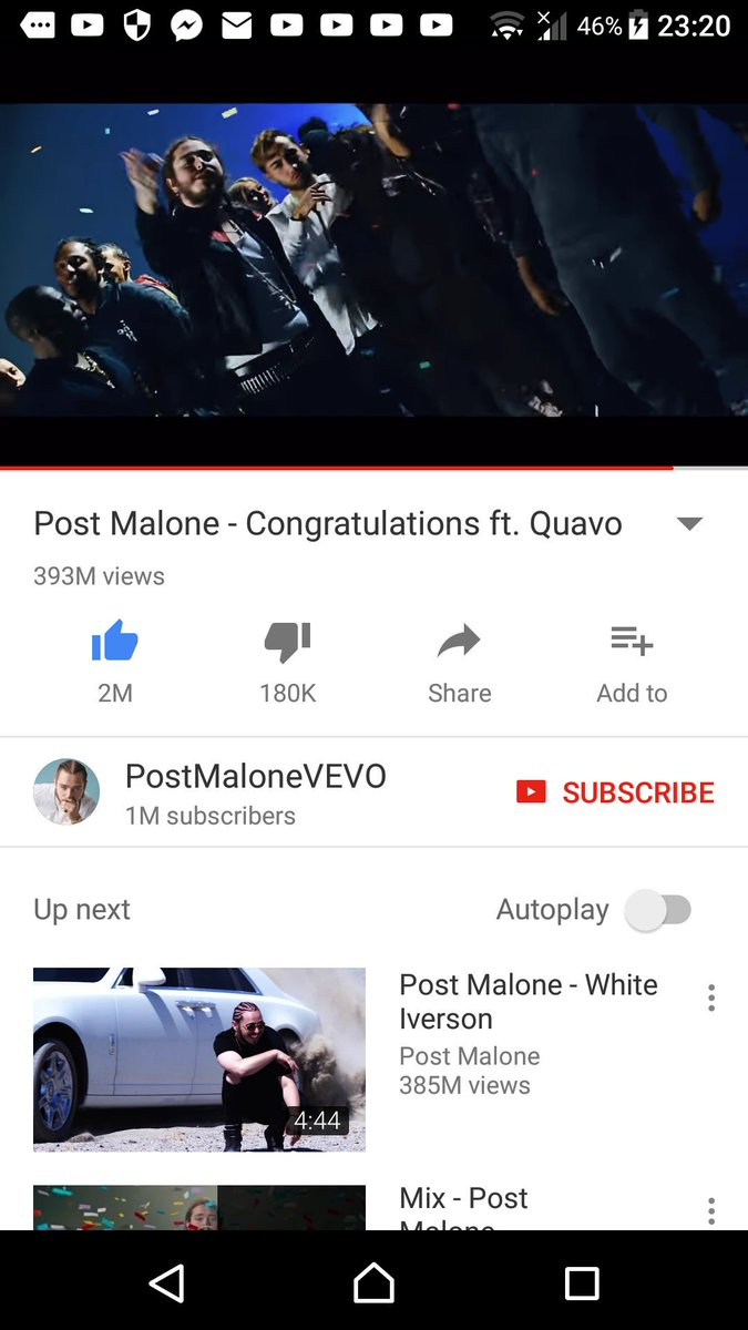 People hating, say we changing, look we made it  #PostMalone #Congratulations <br>http://pic.twitter.com/sVjuMldsve