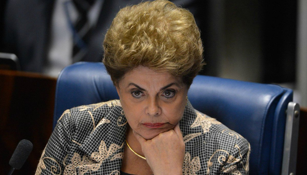 Sindicância aponta que aposentadoria de Dilma em 2016 foi irregular, diz revista https://t.co/0WP11i0p35 #G1