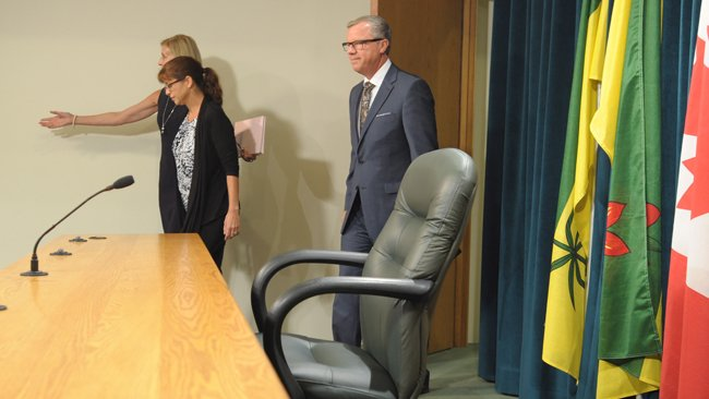 Saskatchewan Party to vote for new leader January 27 following Brad Wall retirement https://t.co/X16jvmwhJJ