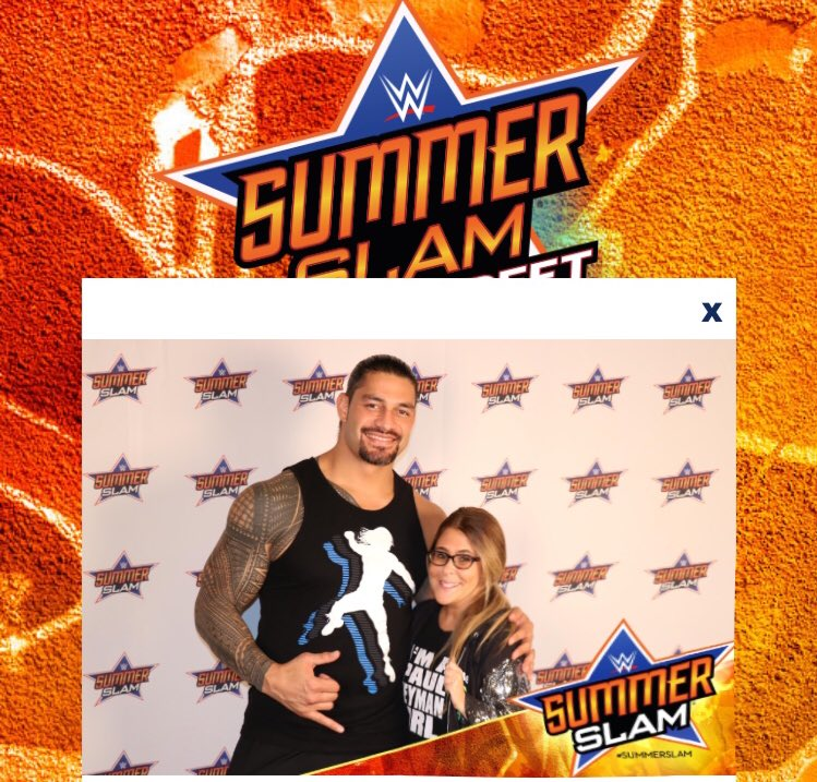 Hands down one of the best superstars that I&#39;ve met. He&#39;s so humble, personable, &amp; real. If you need a role model- here&#39;s one for you! #WWE <br>http://pic.twitter.com/zyXO7WJdGp