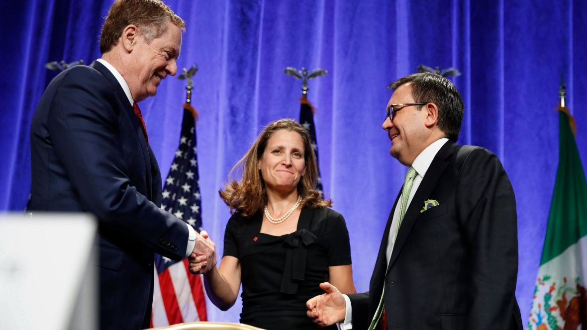 U.S. wants NAFTA talks to wrap up before year's end, but is it possible? https://t.co/cCDV4vCZwq