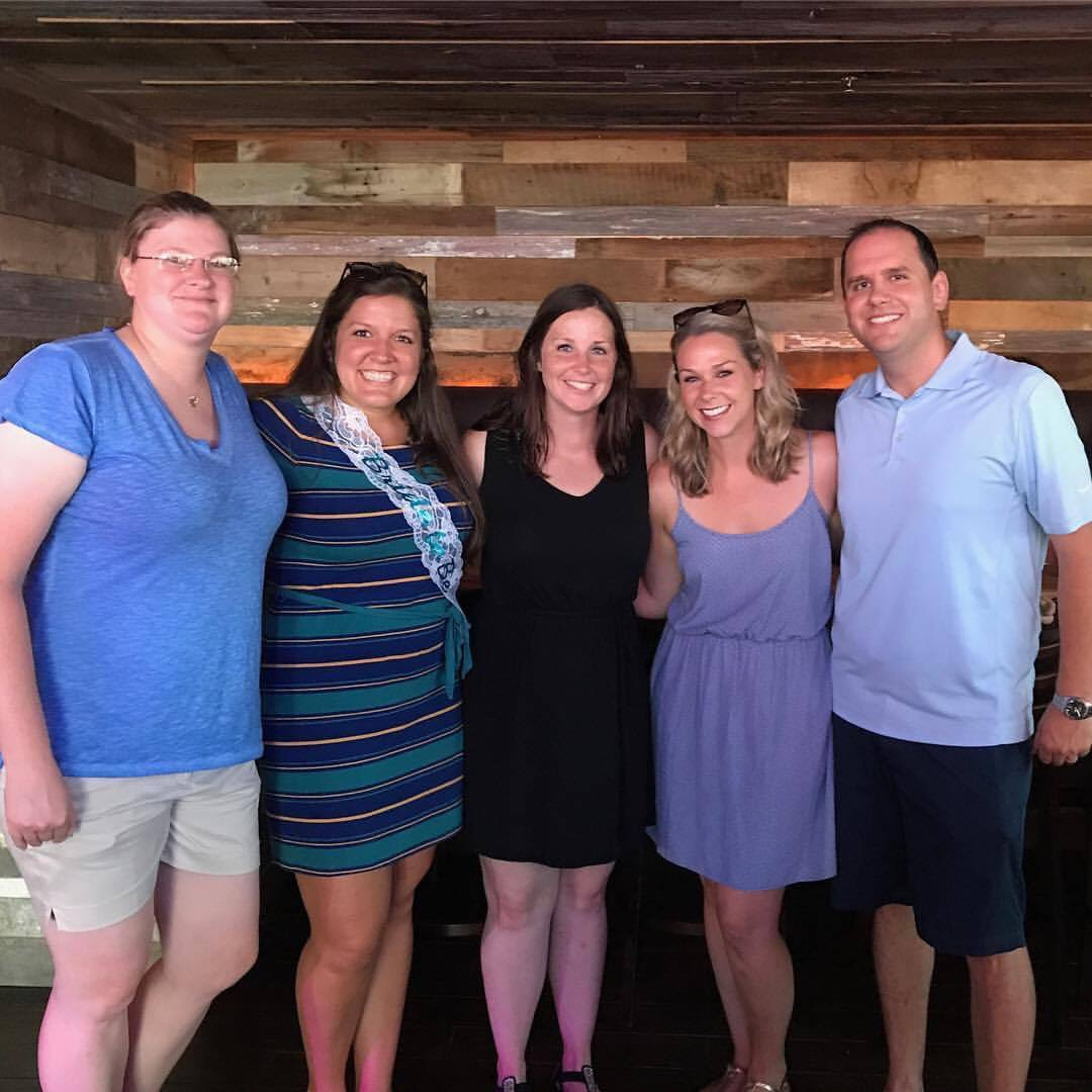 Great catching up with some @MaristWBB legends in #Nashville today! #Sweet16 #Marist <br>http://pic.twitter.com/5rVVKeEuzq