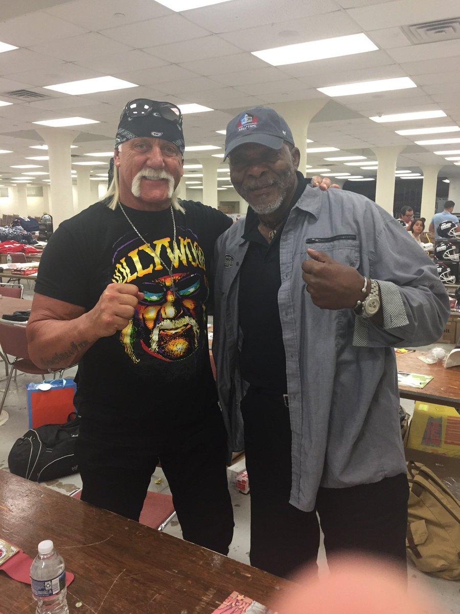 Hulk Hogan on Twitter  Wish I had Big Carl watching my back when I was running hard in the Twin Cities brother only love. HHu2026    sc 1 st  Twitter & Hulk Hogan on Twitter:
