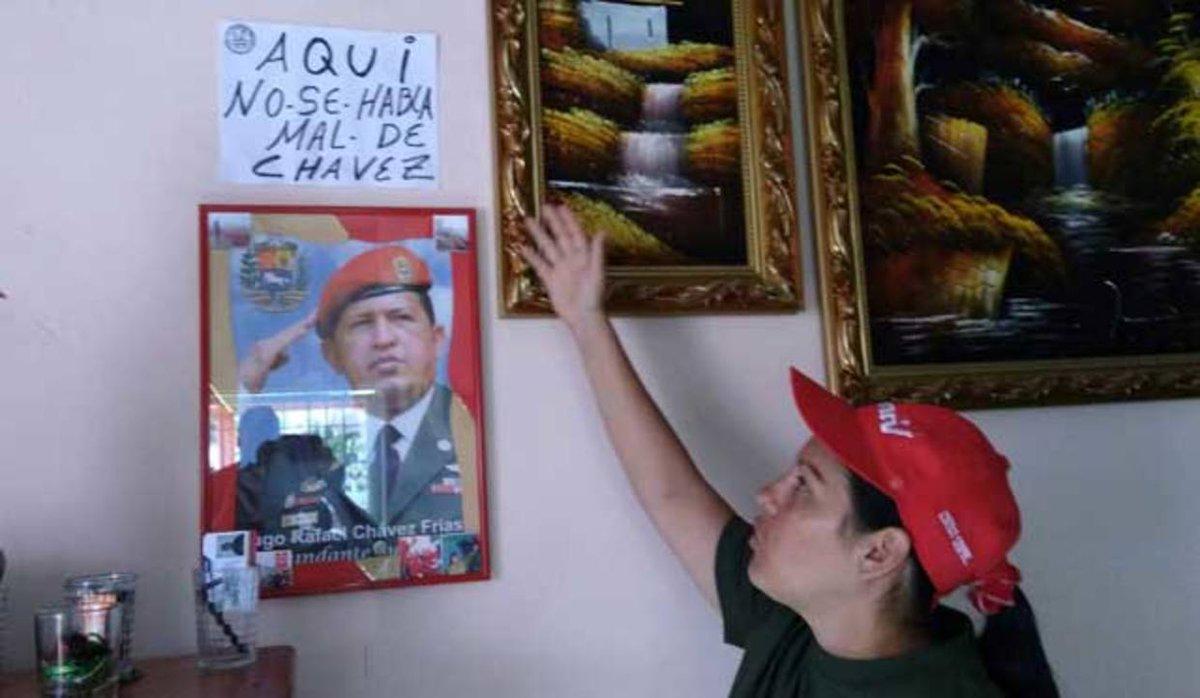 La vida de una colombiana en las filas del oficialismo https://t.co/DE...