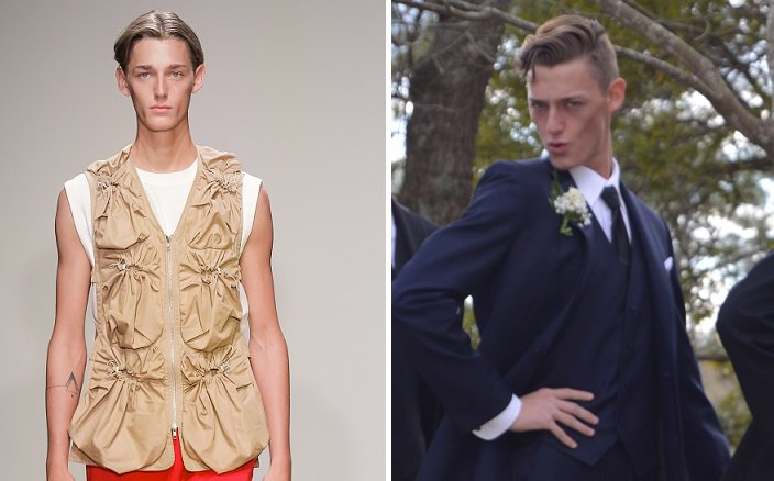 Local teen enlists in the Marine Corps, then gets call to model with top agency https://t.co/7xb04UGT0l