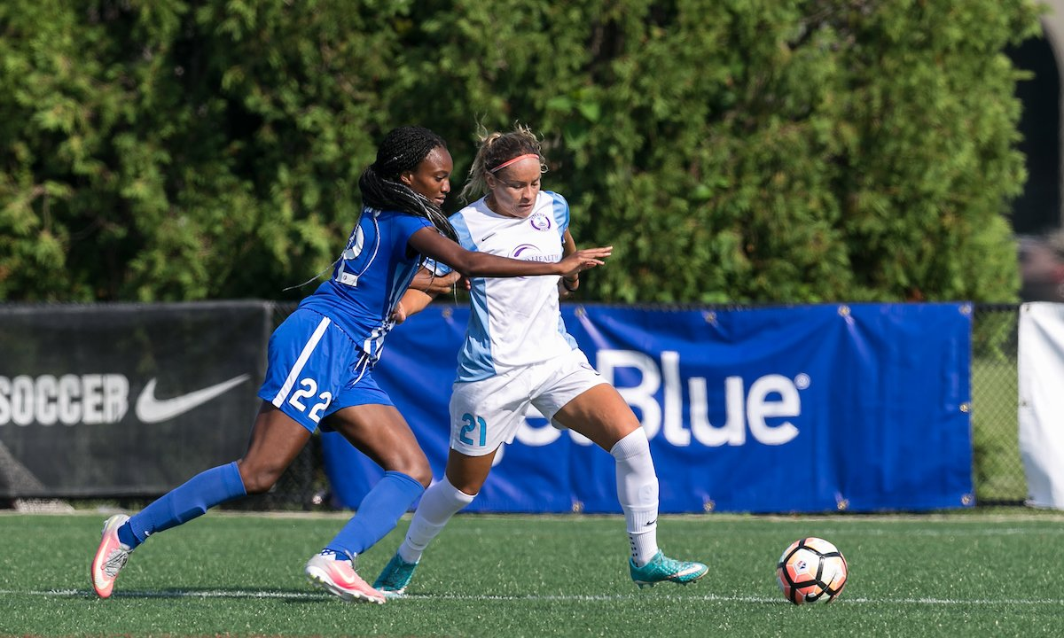 MATCH REPORT: Breakers fall to Orlando, 2-1, at home  Read: https://t.co/R44QRLSpUi #BOSvORL