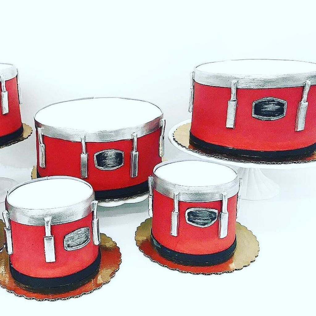 AHhhMazing!!!! What a great concept drum cakes!! #by @kelseyelizabethcakes ・・・ Cool mom alert Check out this ed…  http:// ift.tt/2v2o1L6  &nbsp;  <br>http://pic.twitter.com/2EfLp5A1r8