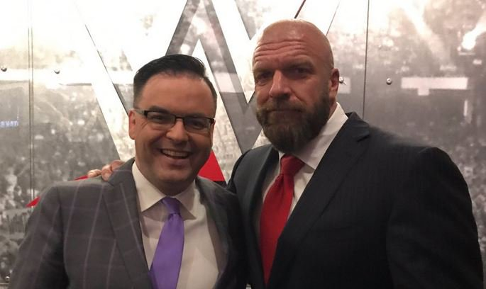 Triple H Talks Mauro Ranallo Leaving WWE NXT