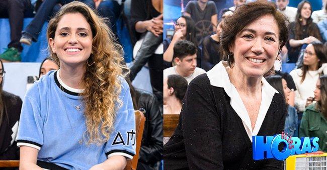 Enquanto você assiste #AForçaDoQuerer... um aviso: Carol Duarte e Lilia Cabral estarão no #AltasHoras de hoje 😉 https://t.co/1xzPgOhDRw
