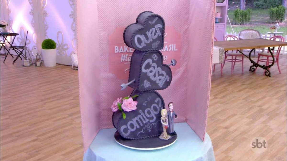 #BakeOffBrasil Latest News Trends Updates Images - SBTBakeOff
