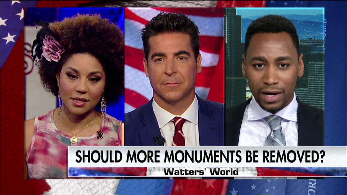 Joy Villa on removing Confederate statues: 'Instead of tearing down America, we need to build America up.'