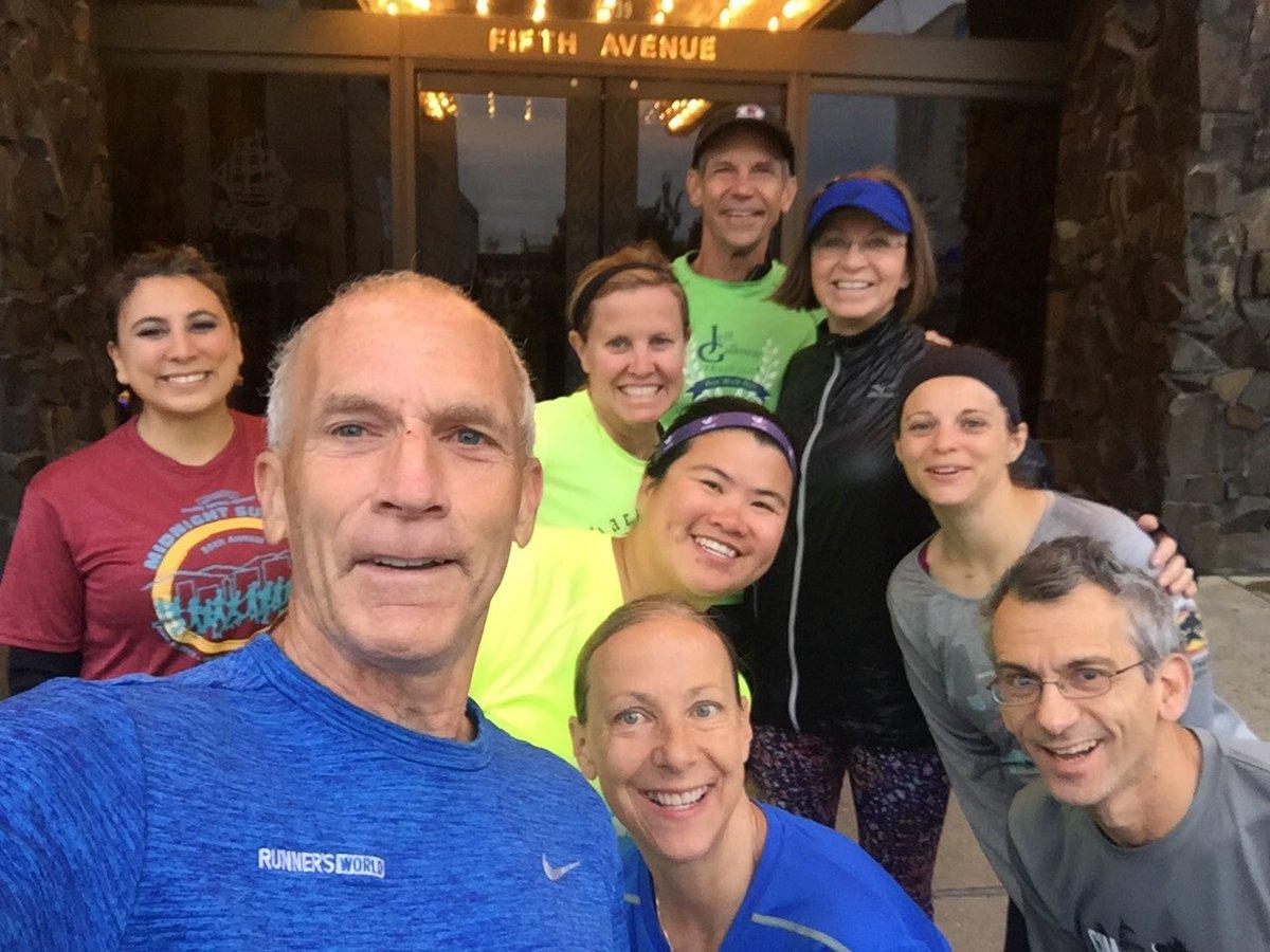 Shakeout run @ANCRunFest Anchorage RunFest #RunWildAK @JeffGalloway https://t.co/royWZ6pxQq