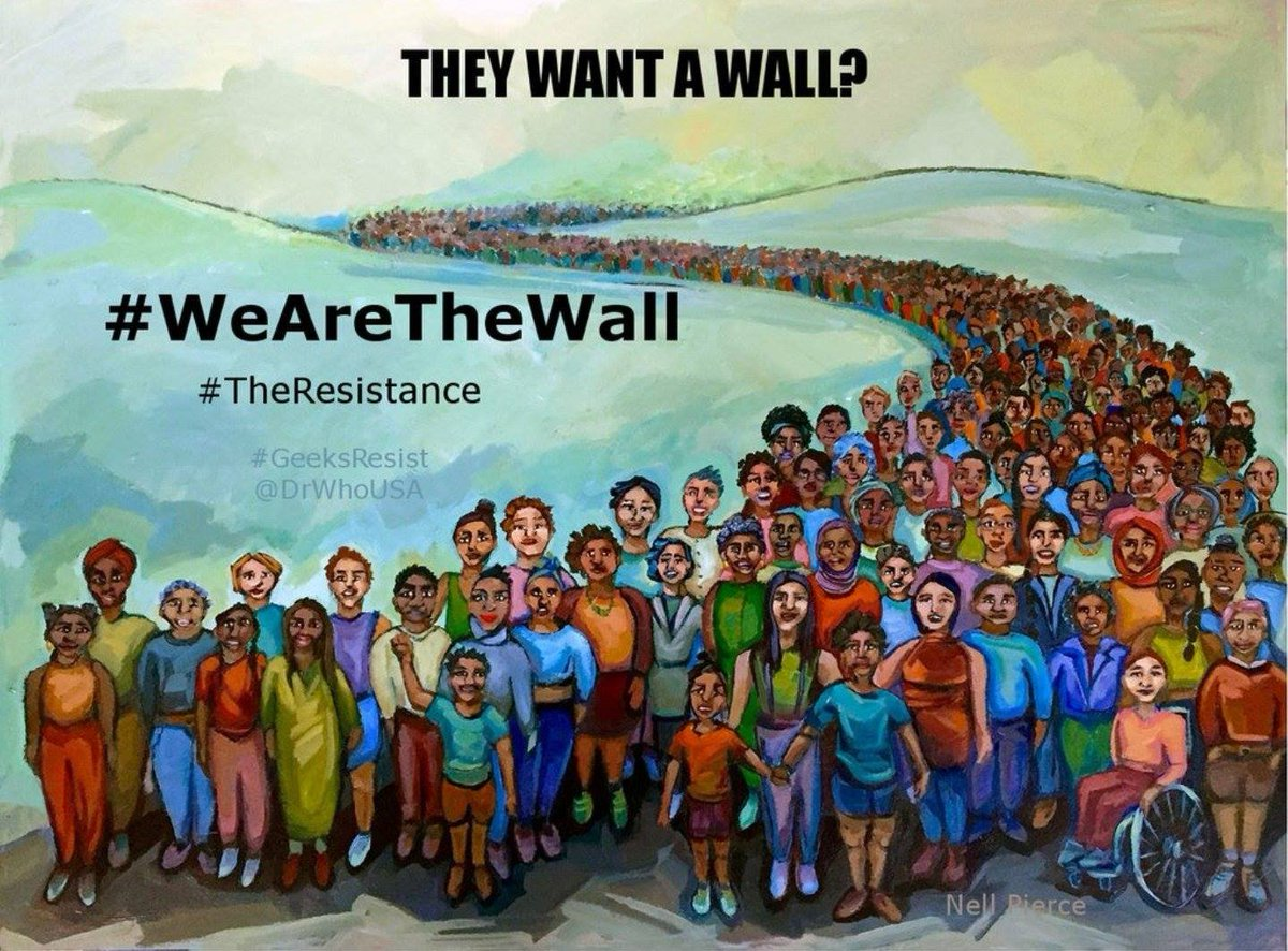 Here&#39;s your #Wall, @realdonaldtrump<br>http://pic.twitter.com/O54A2ibzjv