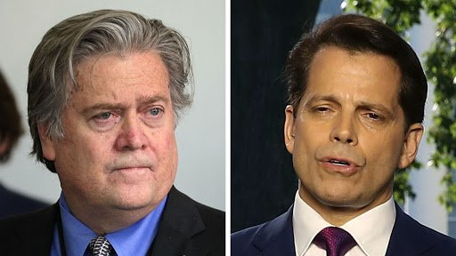Krauthammer: Bannon pulled a 'classic Scaramucci' before leaving Trump White House https://t.co/oJ6GbKorz7