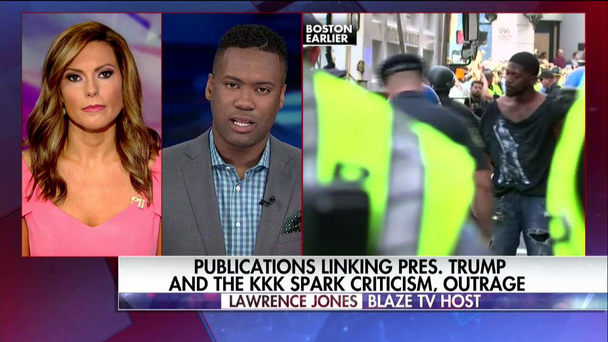 .@LawrenceBJones3: 'For the most part, the protests were peaceful.'