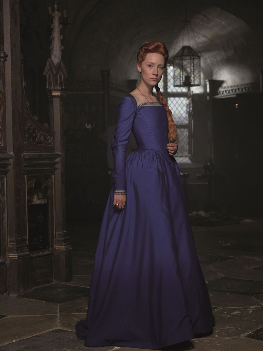 The first image of Saoirse Ronan as Mary, Queen of Scots from a new film of #Scotland&#39;s queen to be released in 2018  http://www. bbc.co.uk/news/uk-scotla nd-40973160 &nbsp; … <br>http://pic.twitter.com/rQDUXtkJry