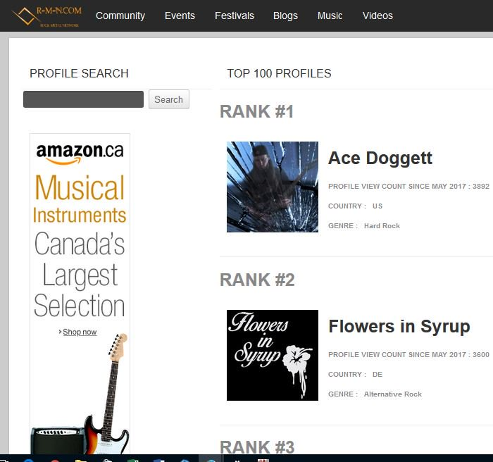 #2 in the #top100 @r_m_network #NICE #awesome <br>http://pic.twitter.com/DyXcKMHlUC