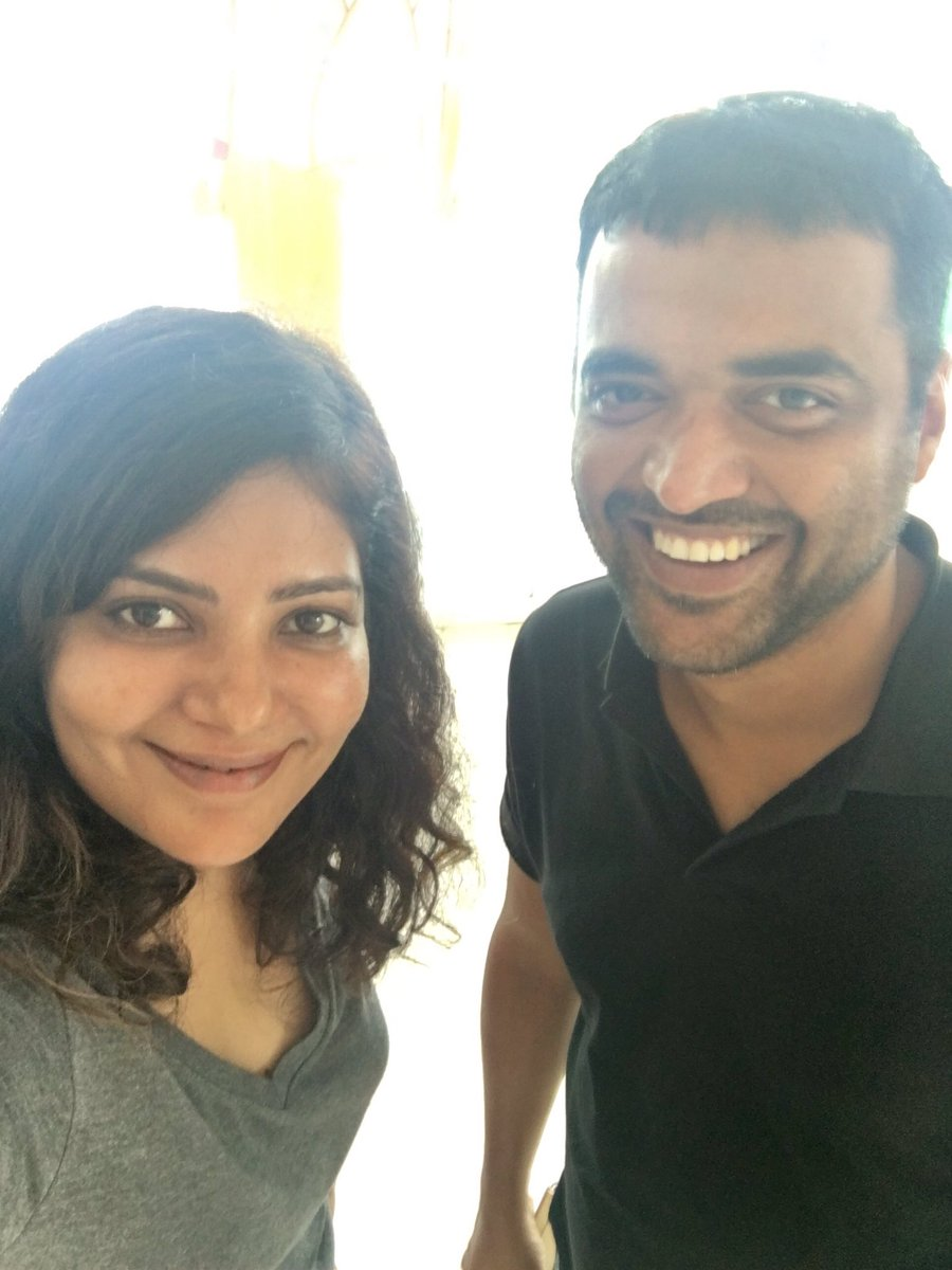 The most real conversation with the most authentic entrepreneur I know,@deepigoyal #story out soon #India @Zomato<br>http://pic.twitter.com/O5LCrRcTPD