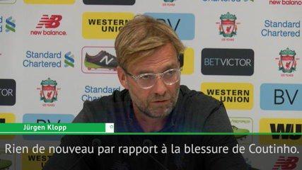 #Liverpool, Klopp : ''Rien n'a changé pour Coutinho''  http:// dlvr.it/PgJRRV    pic.twitter.com/FZlMvlm7Fw