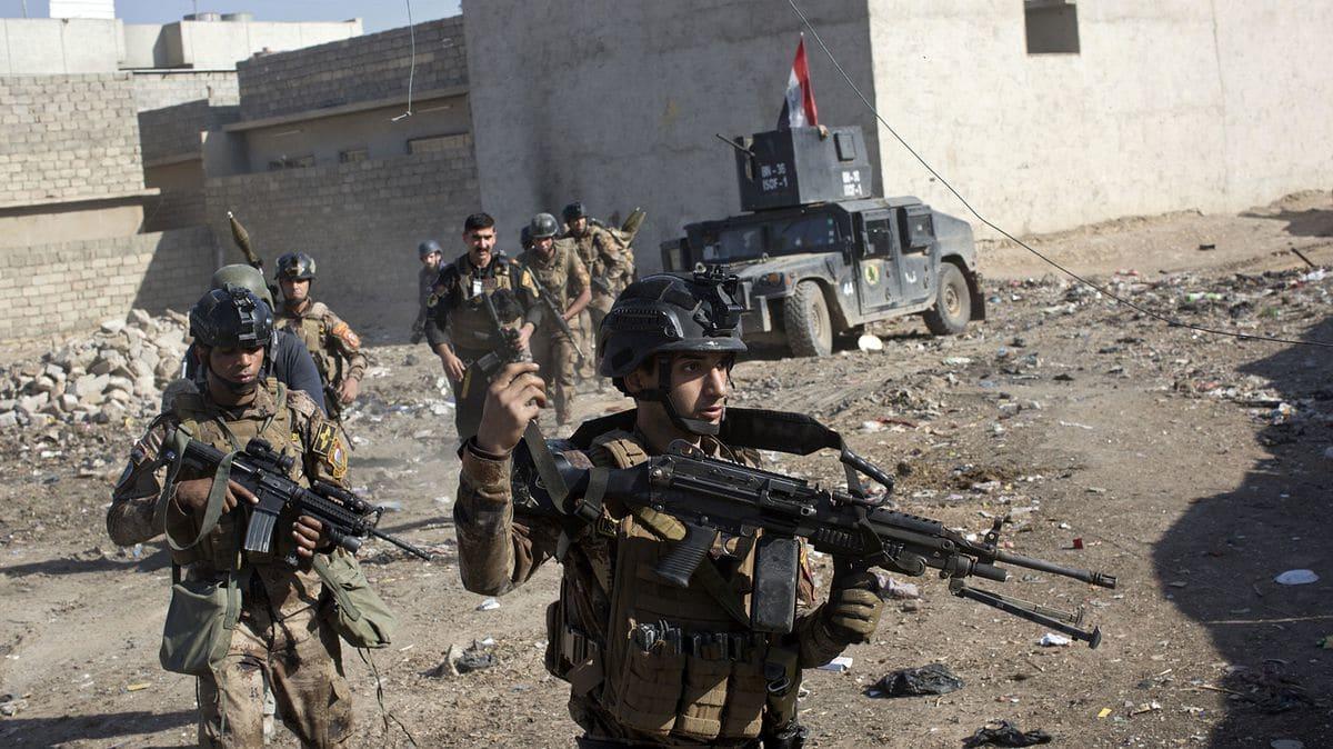 Irak lanzó una ofensiva en Tal Afar, el último bastión del Estado Islámico en la región de Mosul https://t.co/DwQ92p3YBL
