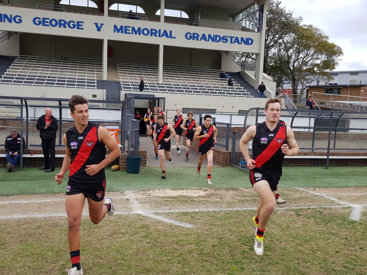 Footy day part 2 - Premier Division Nort...