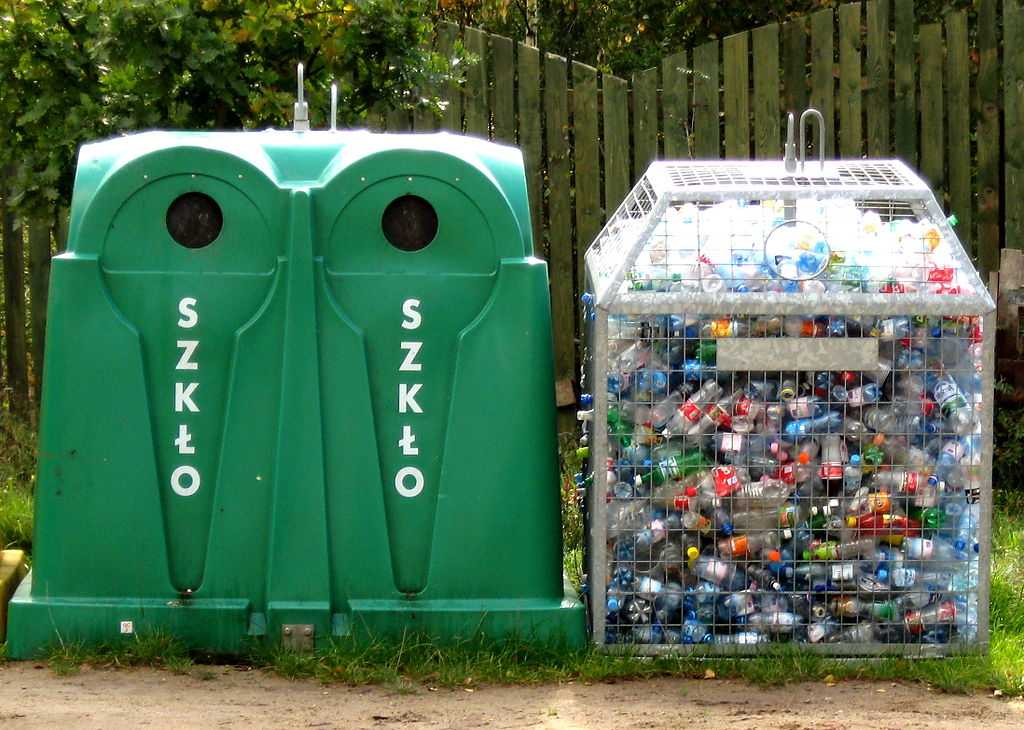 Recycled waste as share of total waste, 2013  Germany: 65% S Korea: 59% UK: 43% Italy: 41% France: 38% US: 35% Japan: 19% Turkey: 1%  (OECD)