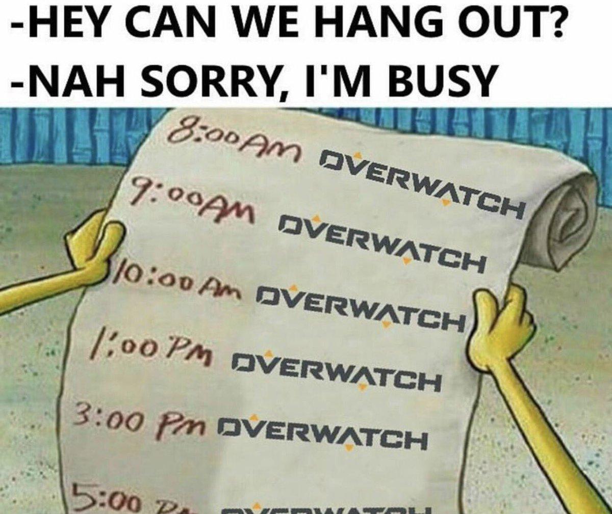 Basically lul -  #Overwatch <br>http://pic.twitter.com/IzugV7MKEN