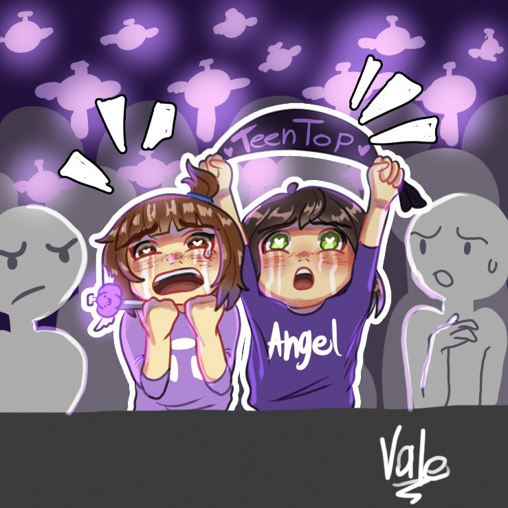 If @p4ul4ndre4  and I went to a @TEEN_TOP concert, we would be the strange ones XDD #Dream #Someday #Lloronas<br>http://pic.twitter.com/T161jATtDe