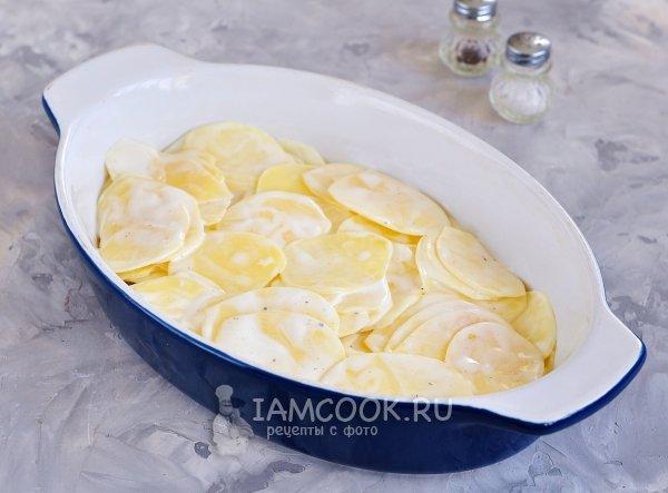 лапша с фаршем и соусом рецепт с фото