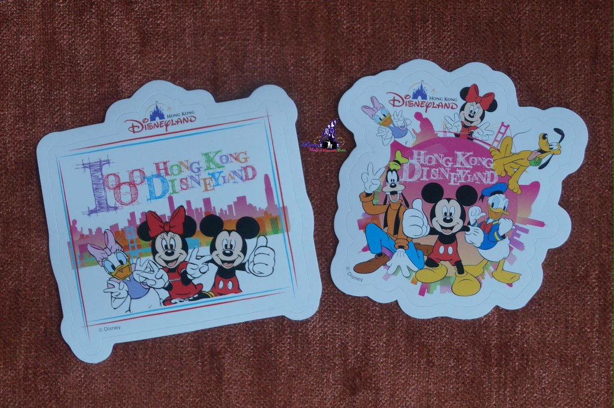 Starting from TODAY, guests can collect the newest #HongKong themed stickers @ #HongKongDisneyland!  #Disney #HKDL<br>http://pic.twitter.com/5lwxCL7YTu