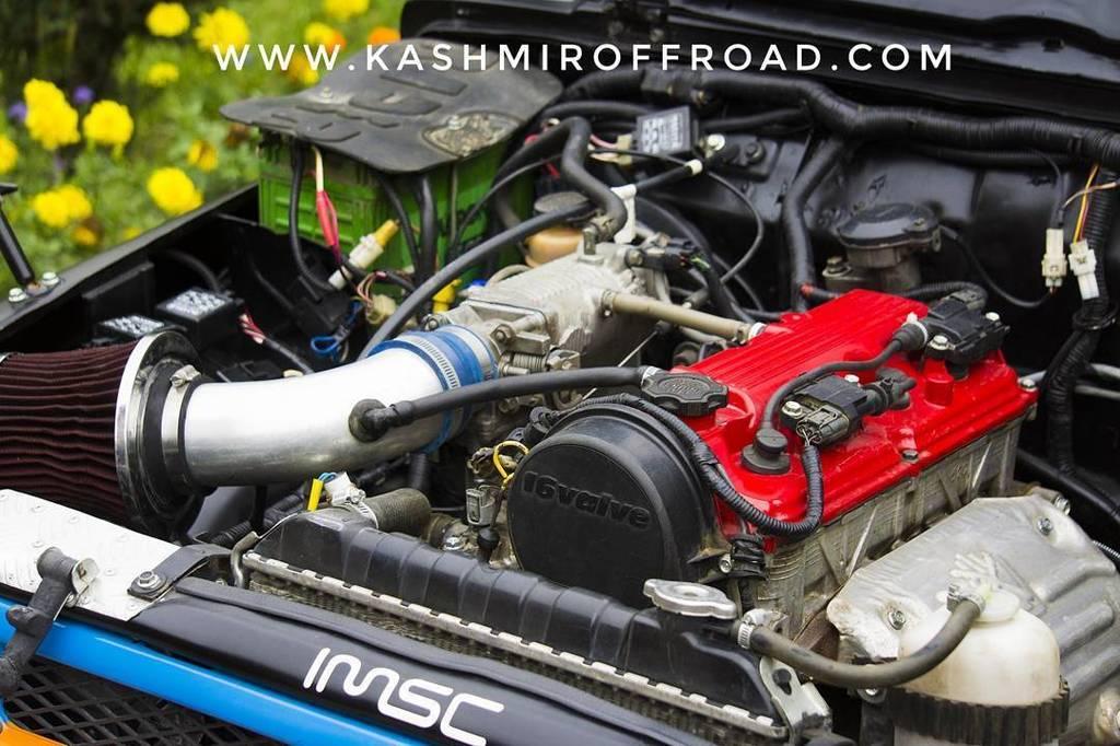 Beast!  #kashmiroffroad #kashmirmotorsport #kashmir #offroad #supedup #builtnotbought #marutigypsy #tuned #racerea…  http:// ift.tt/2wskIQS  &nbsp;  <br>http://pic.twitter.com/3toAlvZMyb