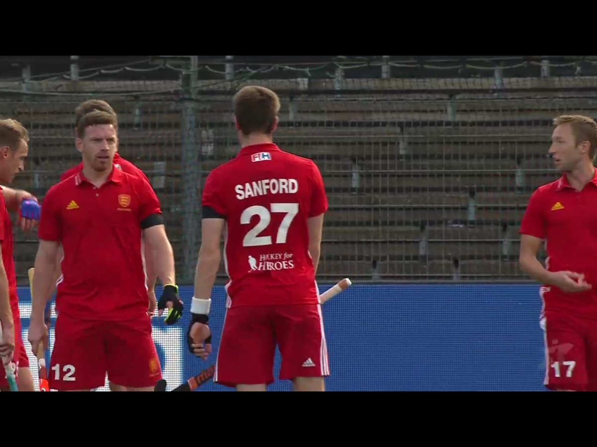 When your national team have @hockey_4_heroes on their shirts again!!! #Epic @3LionsHockey @liam_sanford @eurohockeyorg @andyhalliday3<br>http://pic.twitter.com/ApONL9gomz