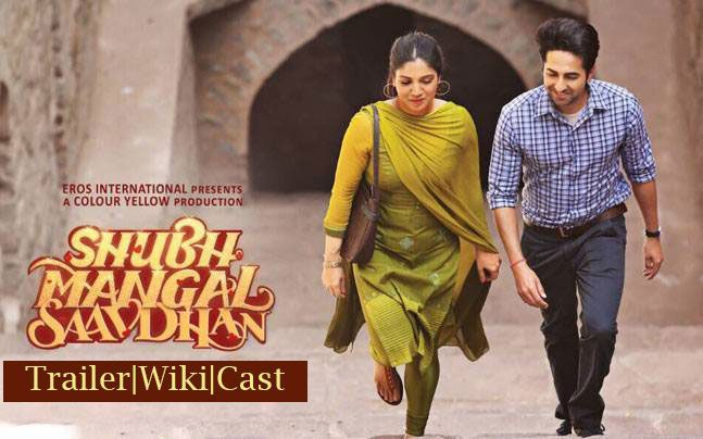 Check out the OFFICIAL #ShubhMangalSaavdhan #cast #releasedate #wiki #ShubhMangalSaavdhanTrailer   https:// buff.ly/2vNYOab  &nbsp;  <br>http://pic.twitter.com/2kX8u2UTT9