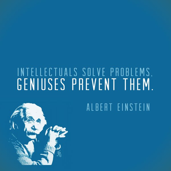 Be a genius :) #ThinkBIGSundayWithMarsha  #Entrepreneur #Startup #Success #MakeYourOwnLane #defstar5 #mpgvip #motivation #quotes<br>http://pic.twitter.com/gdGsvHs416