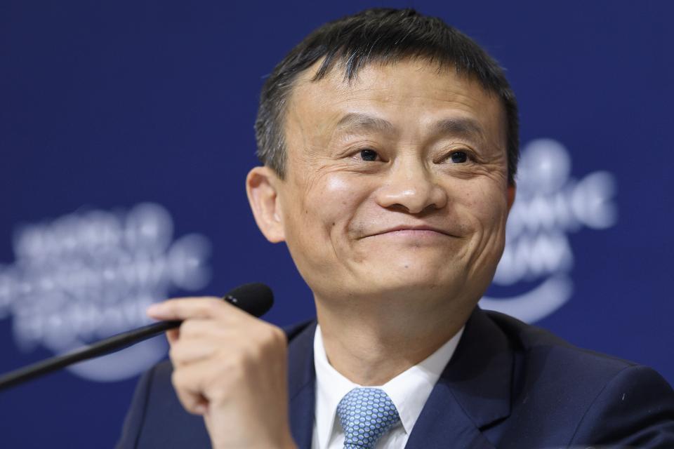 #Alibaba founder Jack Ma just got $1.3 billion richer in a single day  http:// on.forbes.com/60138aaER  &nbsp;   #BusinessNews #TechnologyNews #BILLIONAIRE<br>http://pic.twitter.com/Jhjjk2CsK0