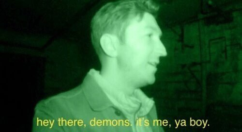 finn balor getting ready to bring the demon back tomorrow for the first time