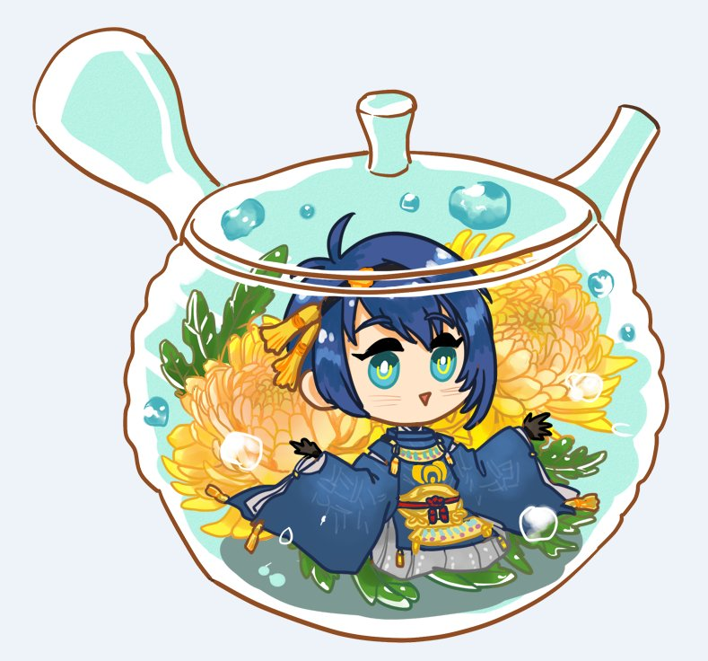 Maybe this is your pot of tea? More pot will be added  #comifuro #cf9 #tkrb #jijicombi<br>http://pic.twitter.com/txUGSgqkrT