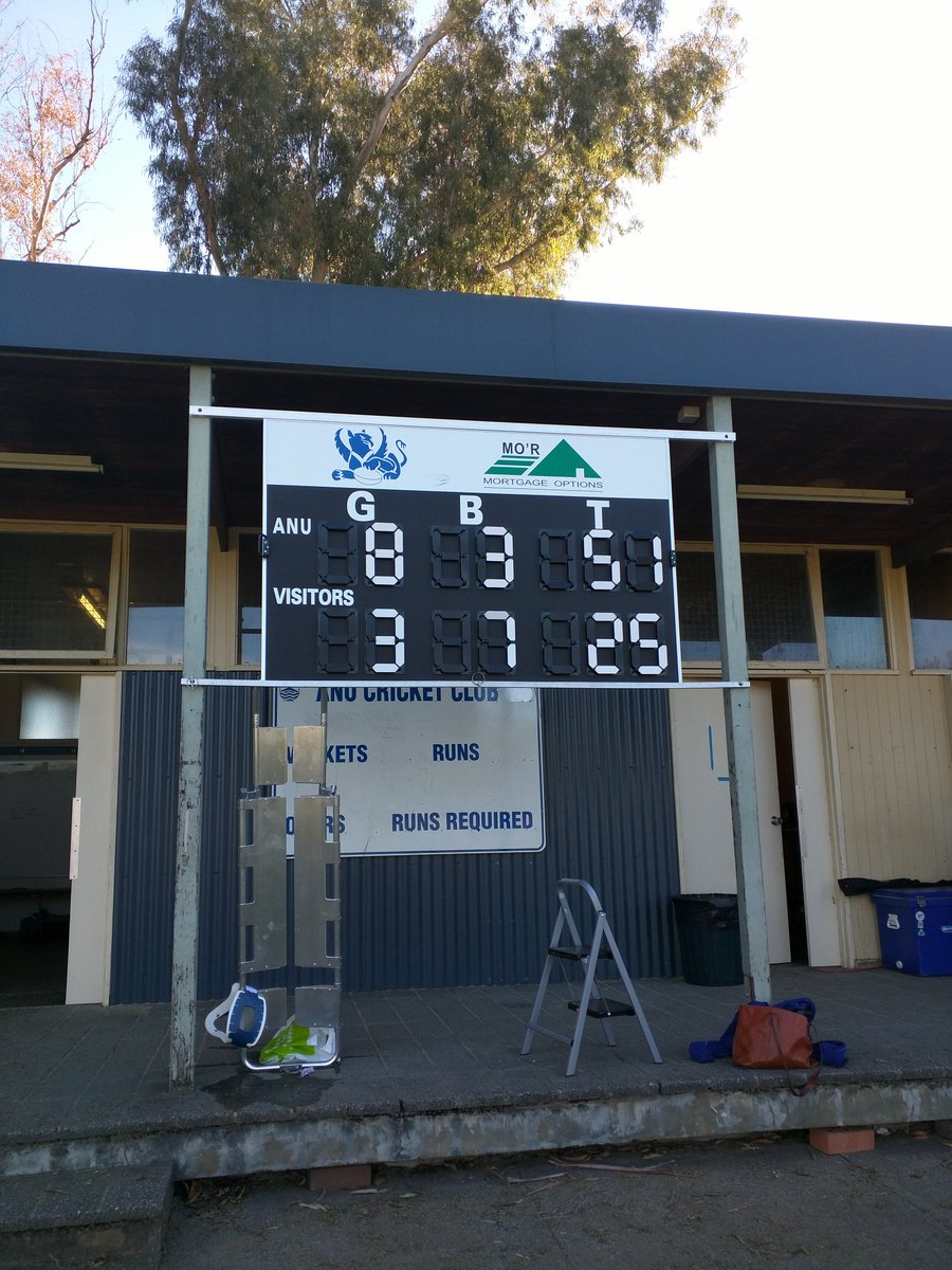 Half time at South and the boys are up! Goals: B Jones 3, T Robb 2, R Forsyth 2, P Syrros 1