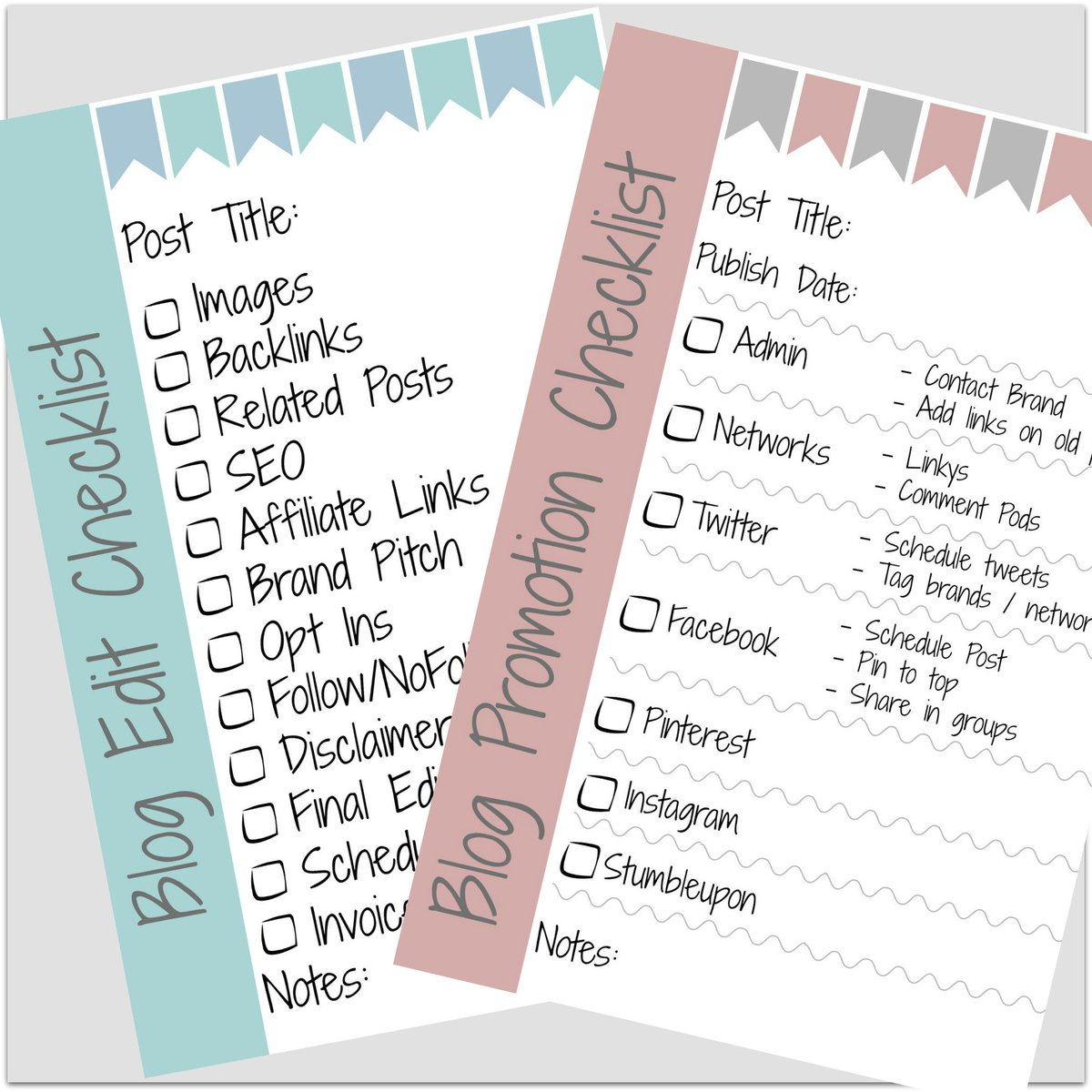 Your blogging checklist with FREE printables   https:// wp.me/p5IvQd-2I3  &nbsp;   #bloggingtips <br>http://pic.twitter.com/6YLjuqWlH7