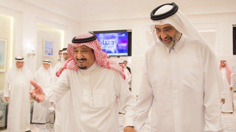 Abdullah Al Thani: Solution from within #Qatar  #Opinion by @SalmanAldosary https://t.co/PEex1Kehbd