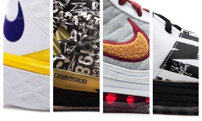 Who Has Had The Best MVP Sneaker?  https://t.co/DrEfAAMwJJ https://t.c...